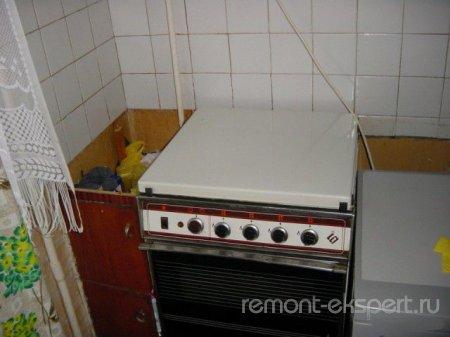 Плита в хорошем состоянии еще