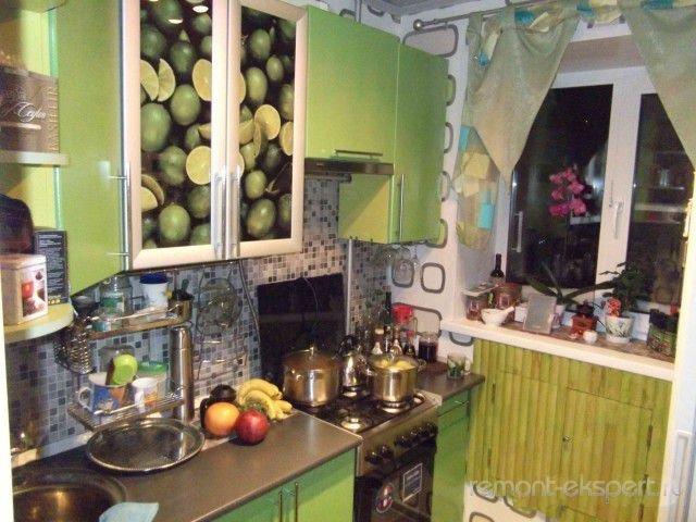 Как мы сделали свою кухню