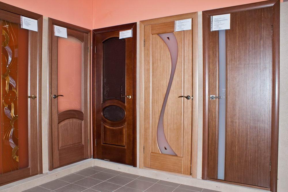 Модели дверей