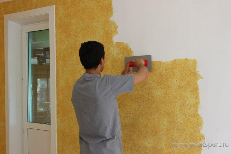 Как подготовить стену под обои своими руками видео