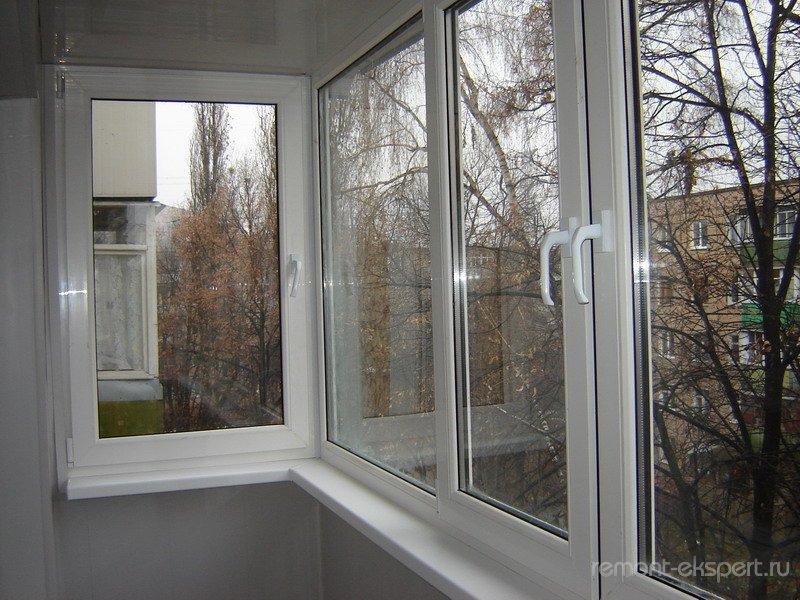 Методика остекления балкона ремонт балконов в серпухове