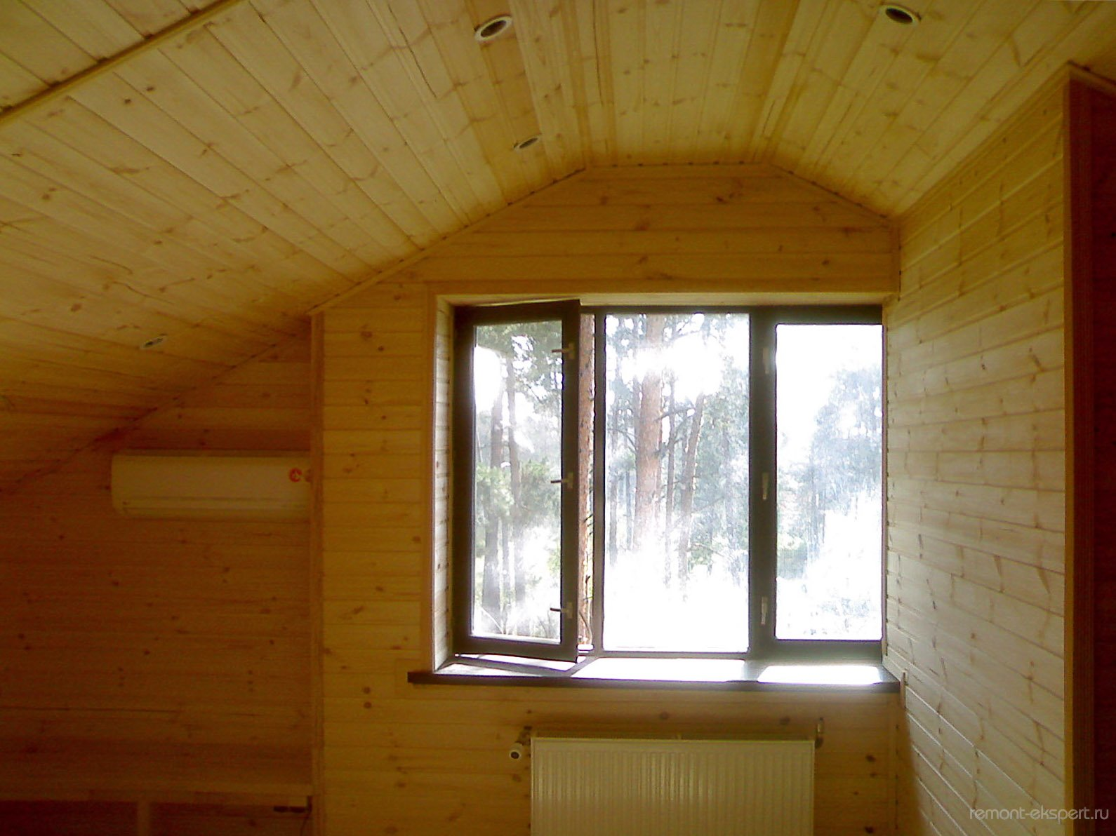 Фото утепления и отделки балконов в сургуте.