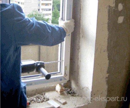 Выбор и установка пластиковых окон: замена уплотнителя