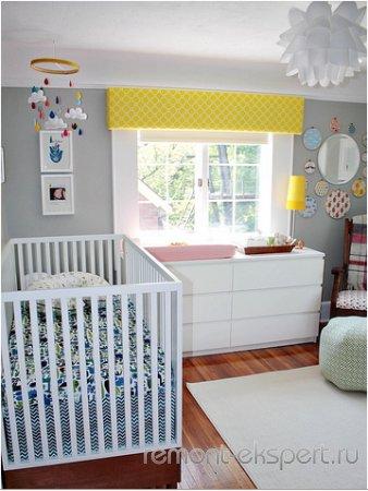 Как обустроить детскую комнату, чтобы ребенку было комфортно?
