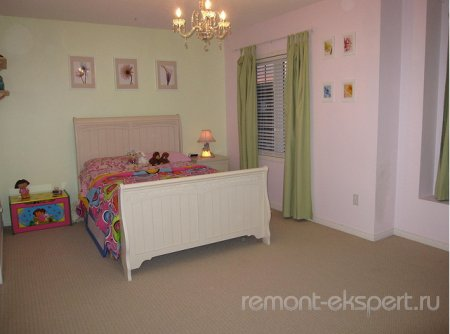 Дестская комната в стиле минимализм