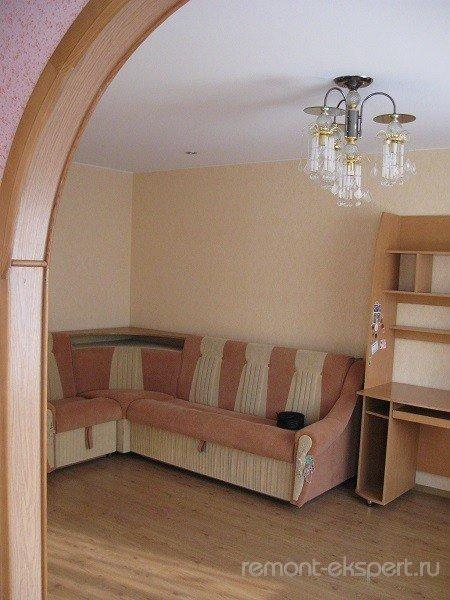 дизайн интерьера гостинной комнаты (спальни)