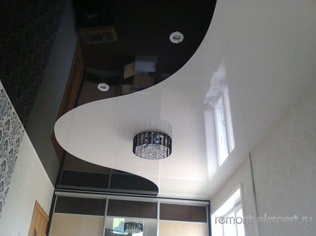 потолок инь-янь