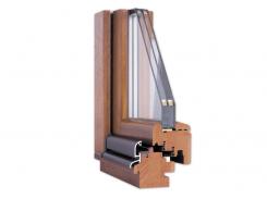 стеклопакет для деревянных окон