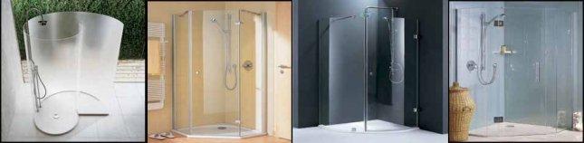 двери в душ