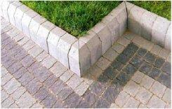 Область применения и характеристики бордюрного камня