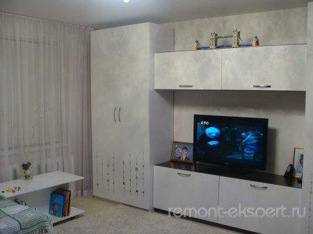 Оформляем гостиную комнату в белом цвете
