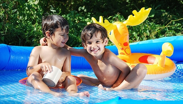бассейн для детей