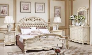 класические спальни
