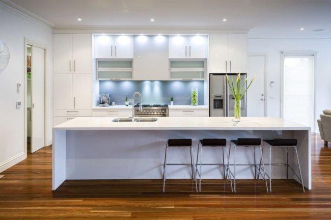 Проект освещения кухни: что важно знать