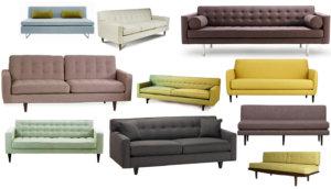 Виды диванов: как найти свой