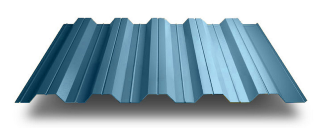 Стеновой профлист НС-35: характеристики и свойства