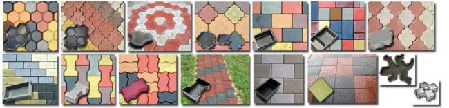 Как выбрать тротуарную плитку для дачи