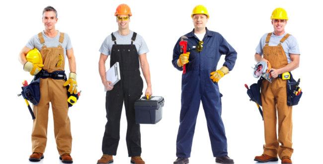 Как выбрать спецодежду для строителей