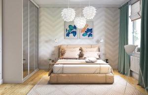 Подсказки профессионалов при оформлении идеальной спальни