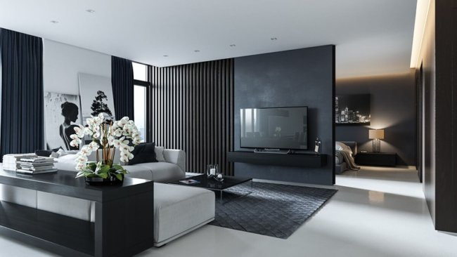 Функциональное размещение мебели