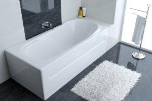 Как устранить дефекты акриловой ванной?