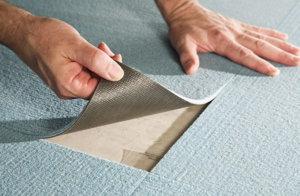 Напольные покрытия - ковролин