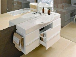 Как правильно выбрать умывальник для ванной комнаты