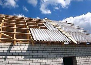 Как постелить крышу самостоятельно