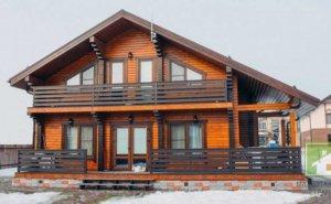 Как сделать долговечным деревянное строение