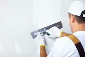 Покраска стен после снятия обоев - пошаговая инструкция