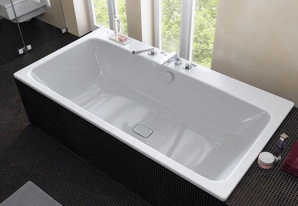 Поверхность ванн из чугуна трескается чаще, чем в случаях с другими материалами